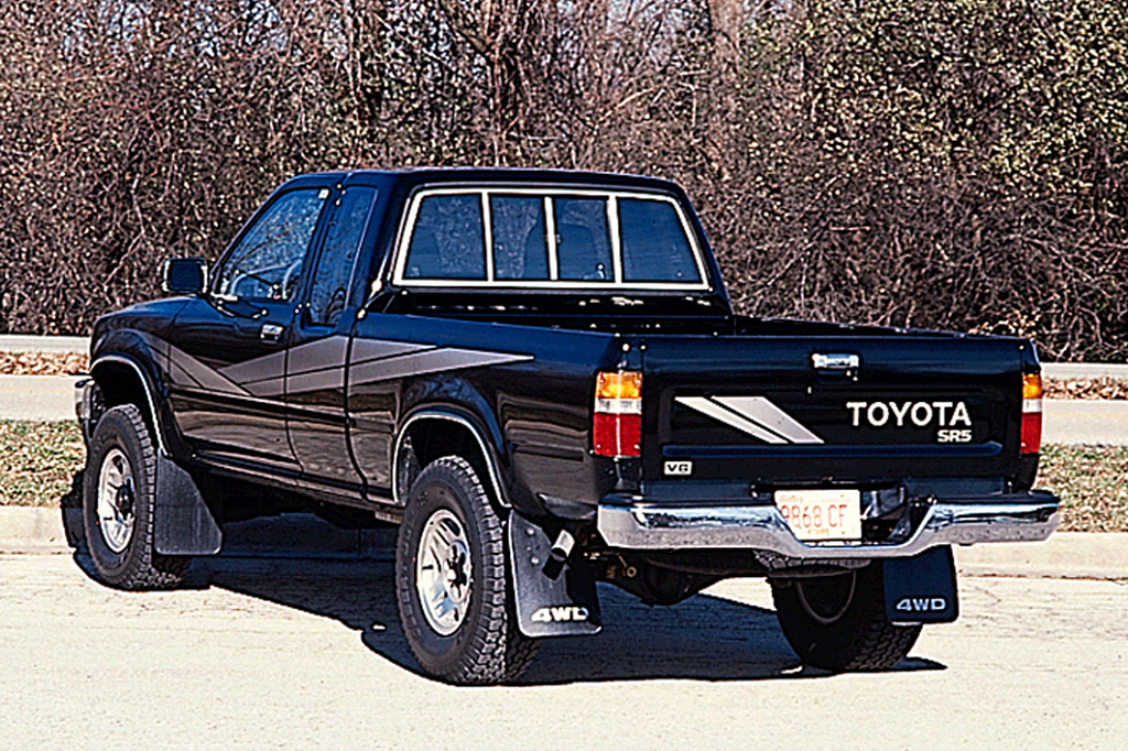 Tacoma Towing Capacity >> 1990-94 Toyota Pickup | Consumer Guide Auto