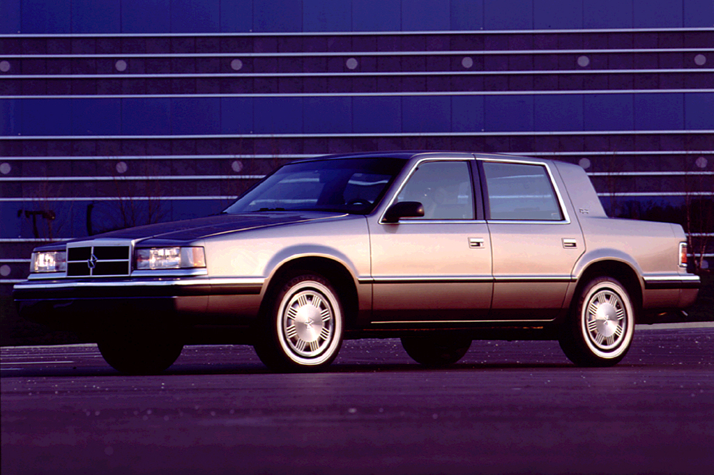 1990-93 Dodge Dynasty | Consumer Guide Auto