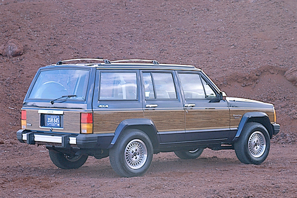 Jeep Certified Pre Owned >> 1990-96 Jeep Cherokee | Consumer Guide Auto