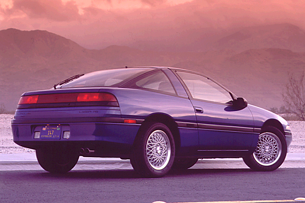 1990 94 Plymouth Laser Consumer Guide Auto