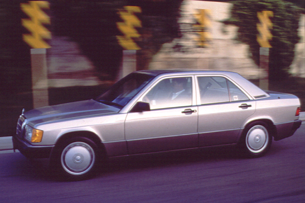 1990 93 Mercedes Benz 190 Consumer Guide Auto