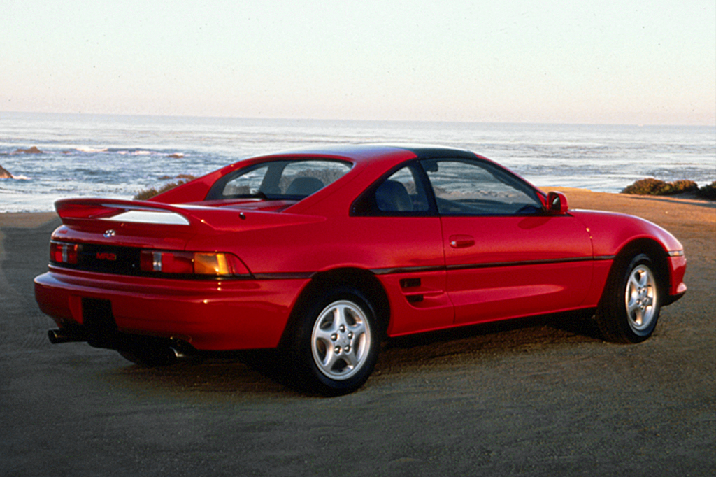 1991-95 Toyota MR2 | Consumer Guide Auto