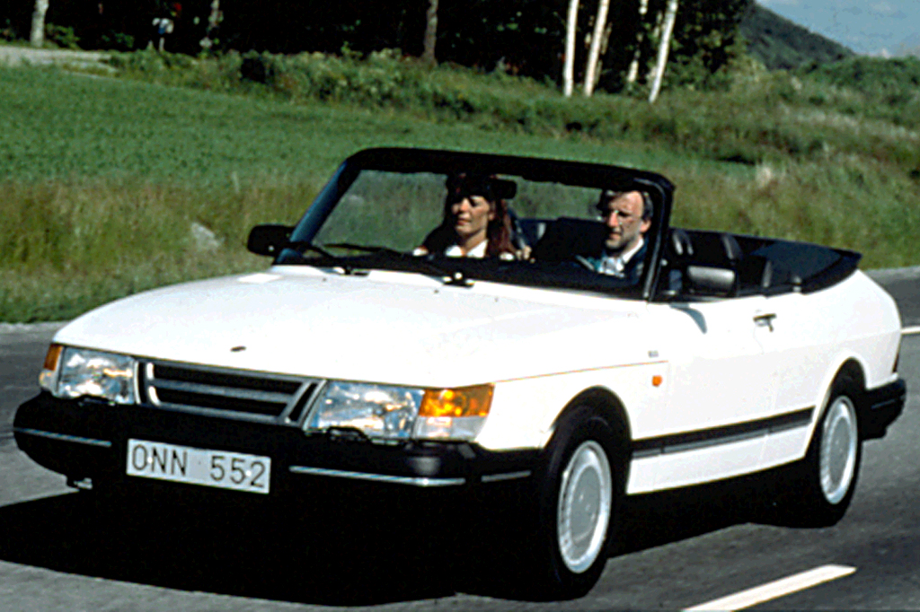 1990 93 Saab 900turbo on saab 900 engine