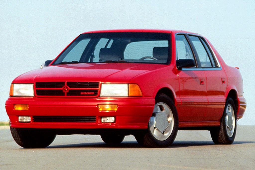 Dodge Certified Pre Owned >> 1990-95 Dodge Spirit | Consumer Guide Auto