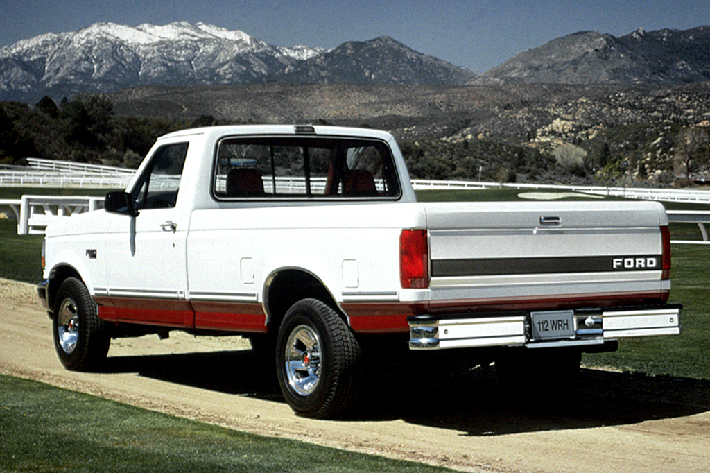 92114051991413 1990 96 ford f 150 250 pickup consumer guide auto 96 Ford F-150 at love-stories.co
