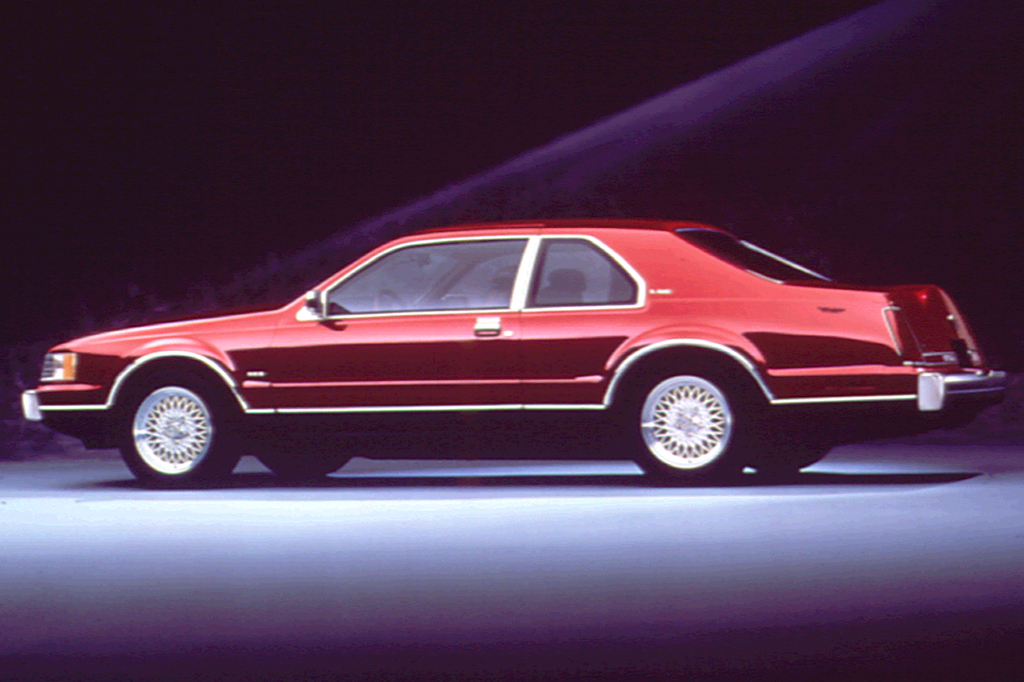 1990 92 Lincoln Mark Vii Consumer Guide Auto