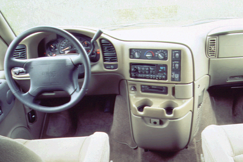 199005 GMC    Safari      Consumer Guide Auto