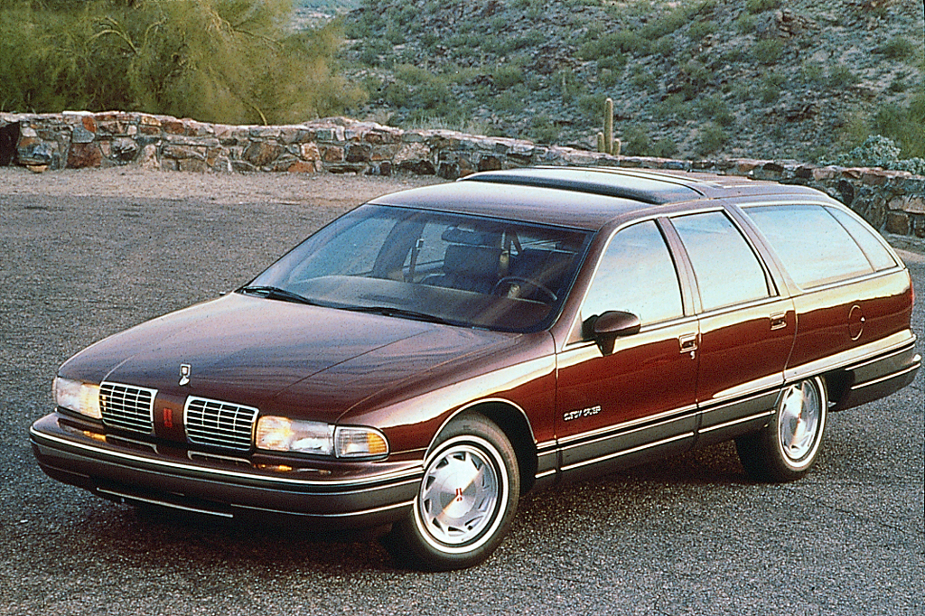 1991 92 Oldsmobile Custom Cruiser Consumer Guide Auto