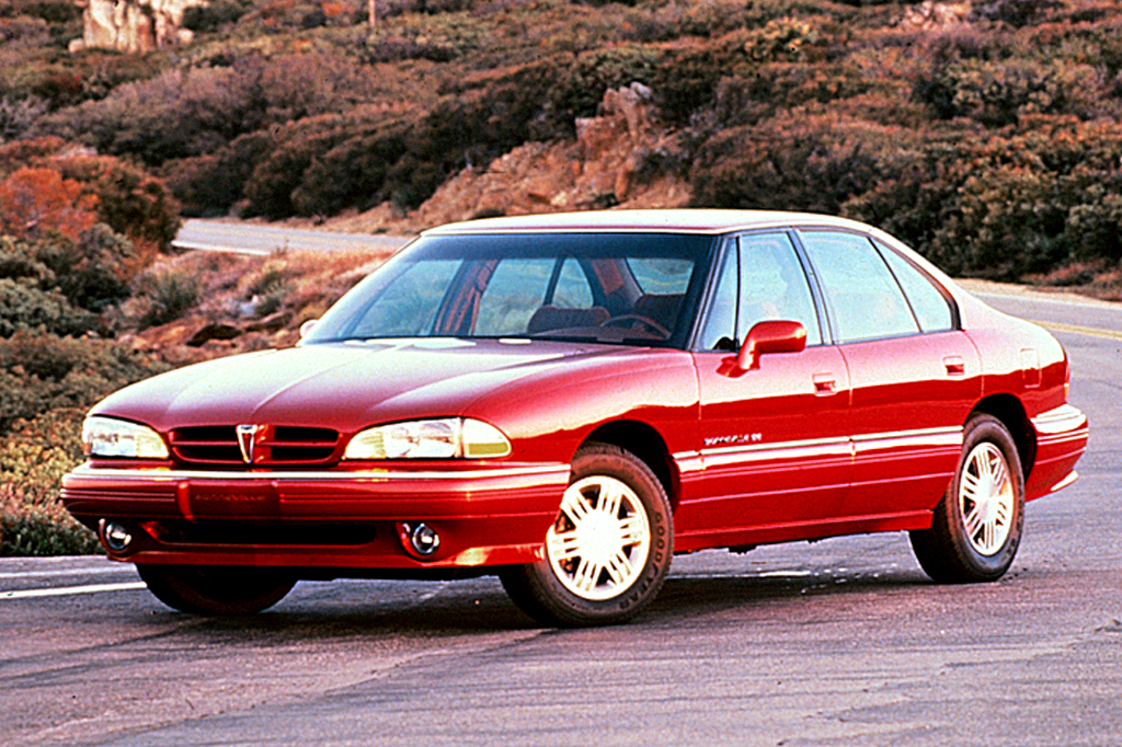 on 1993 Buick Lesabre