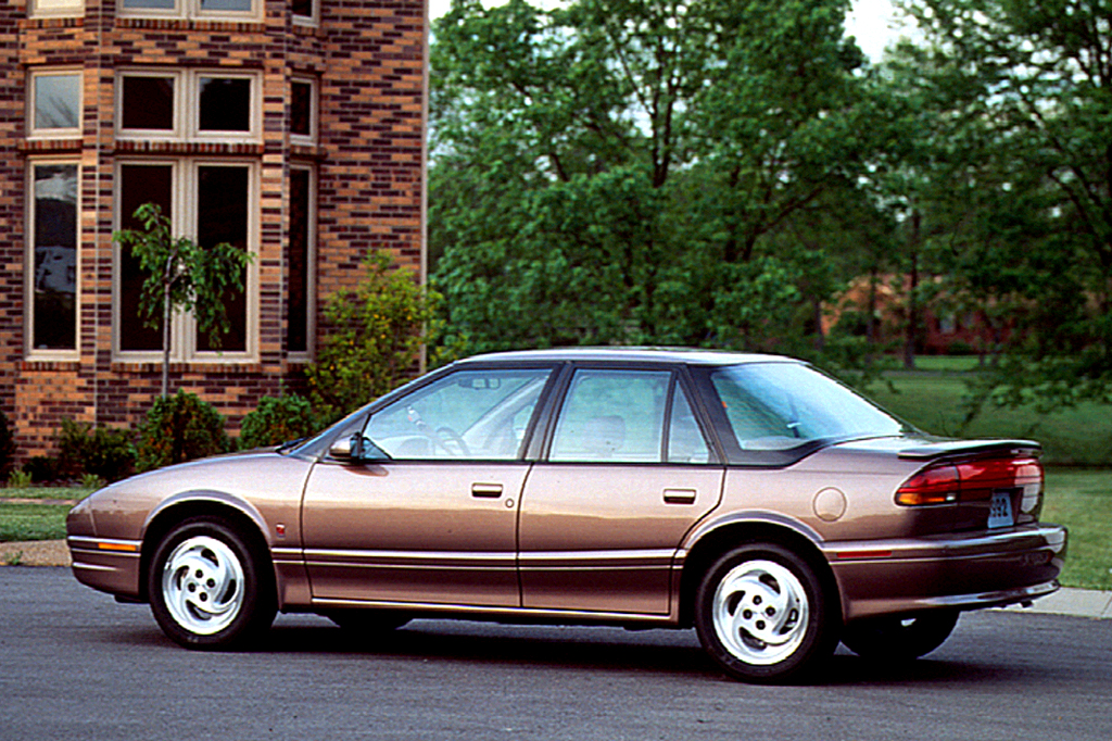 1991 95 Saturn Sedan Wagon Consumer Guide Auto