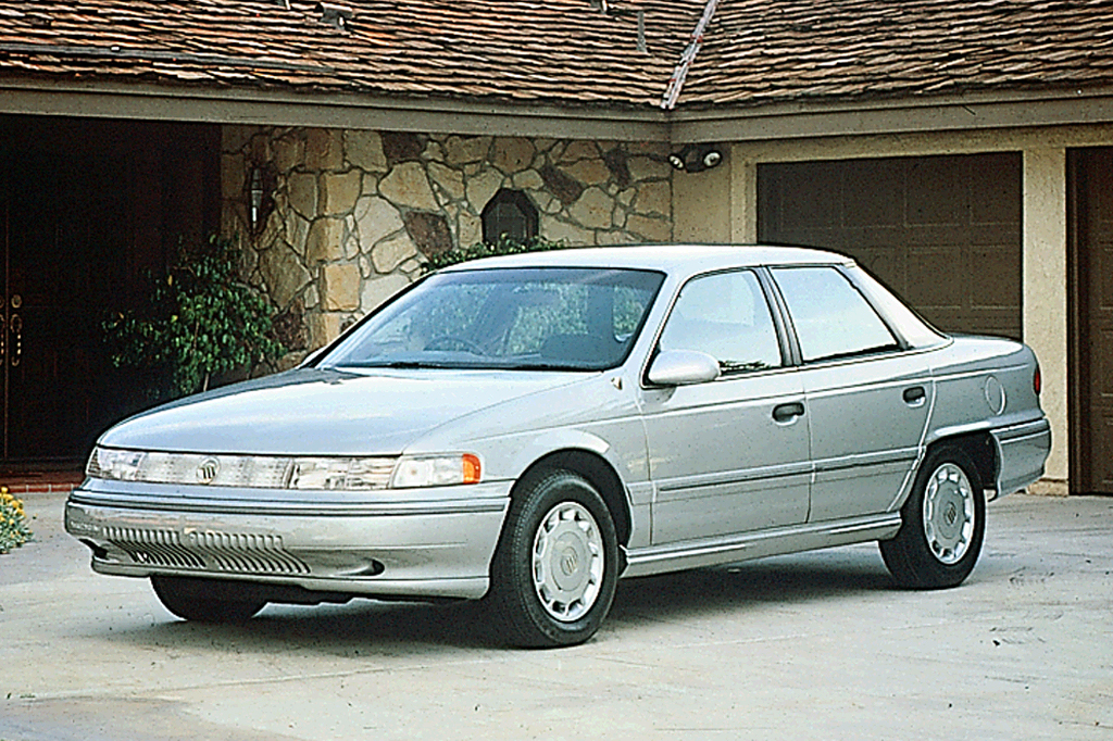 1990 95 Mercury Sable Consumer Guide Auto
