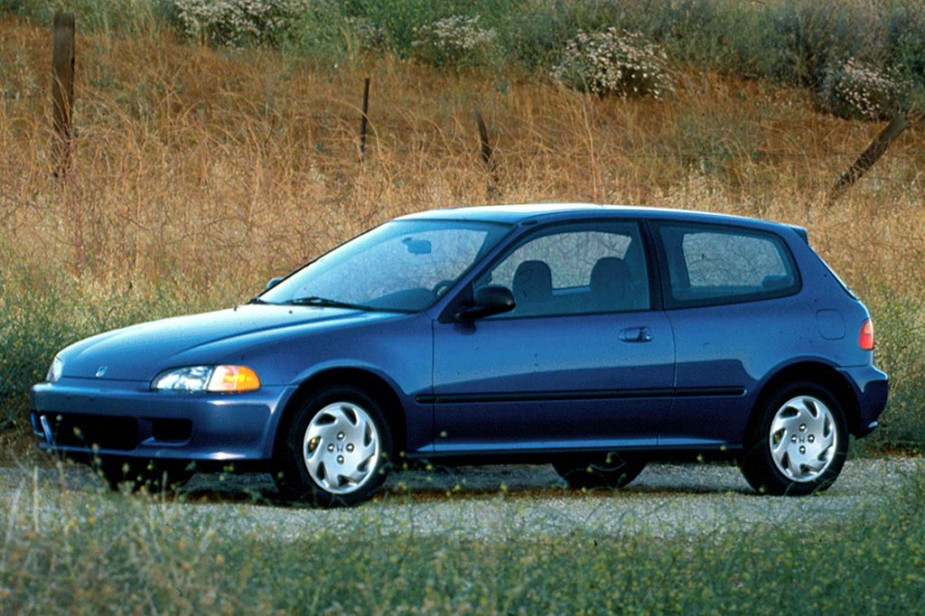 1992-95 Honda Civic | Consumer Guide Auto
