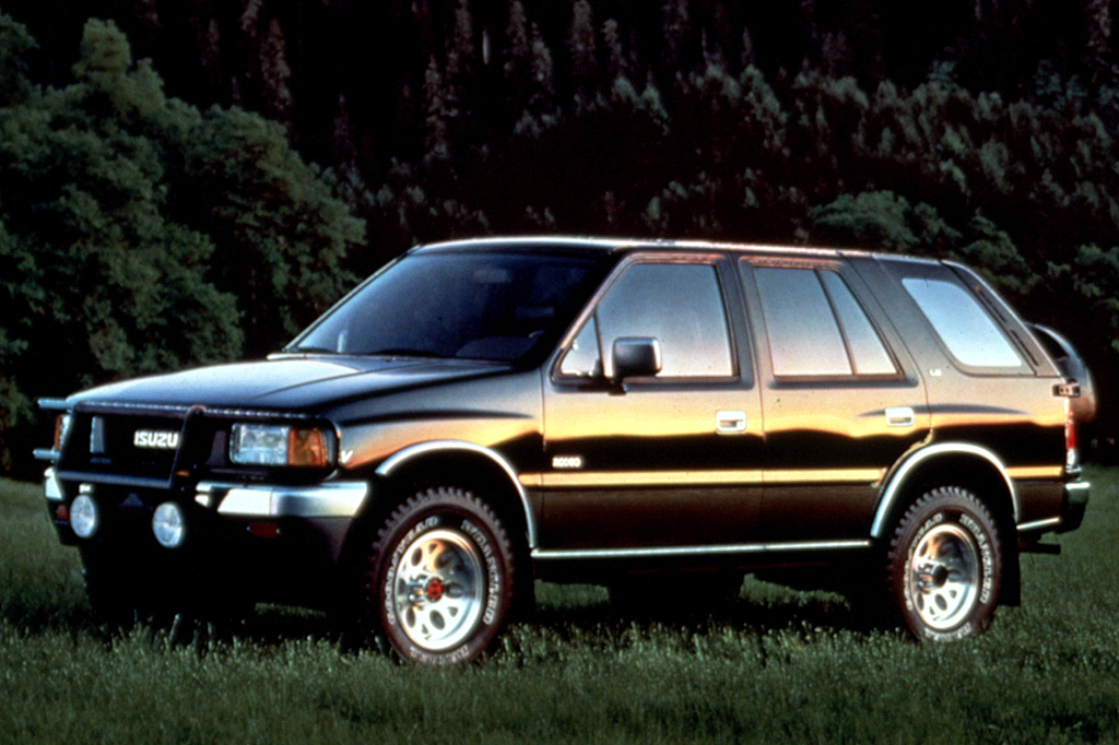 Manual de taller de isuzu trooper del 98 al 05 + env. Gratis.
