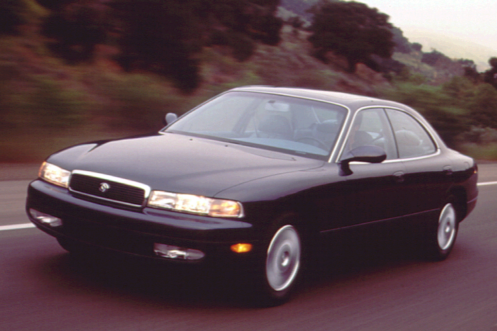 Certified Pre Owned Lexus >> 1992-95 Mazda 929 | Consumer Guide Auto