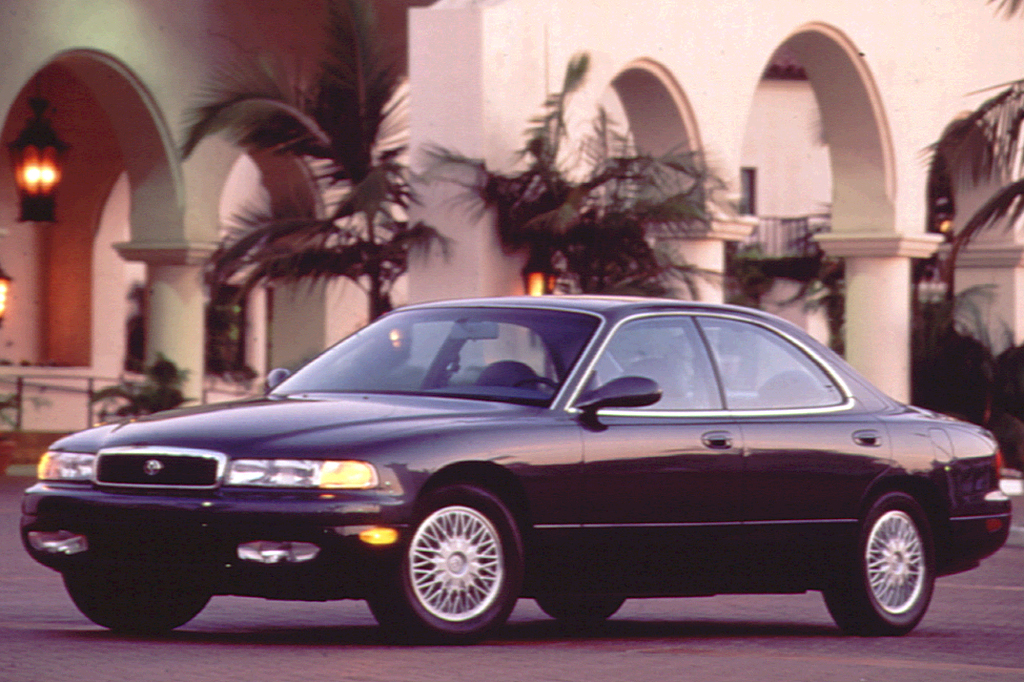 Acura Certified Pre Owned >> 1992-95 Mazda 929 | Consumer Guide Auto
