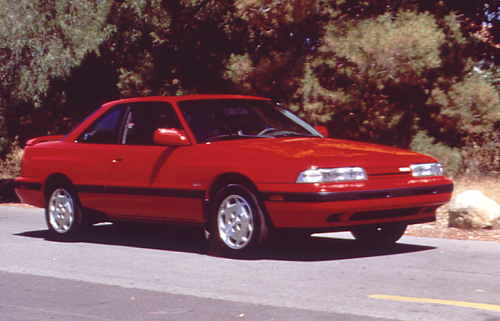 Ford Certified Pre Owned >> 1990-92 Mazda MX-6 | Consumer Guide Auto