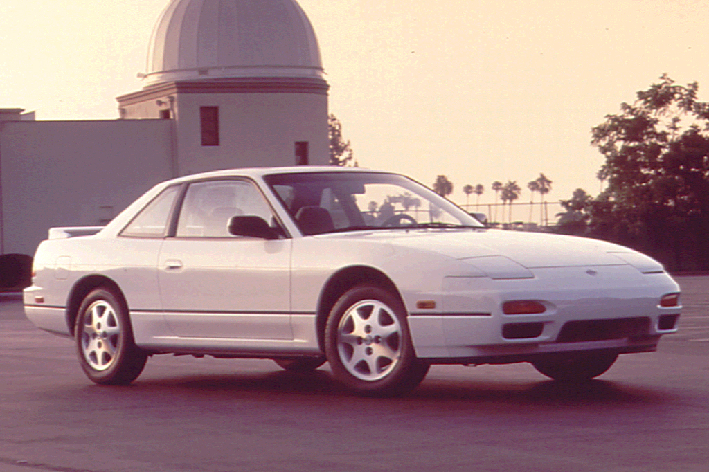 on 1992 Nissan 240sx