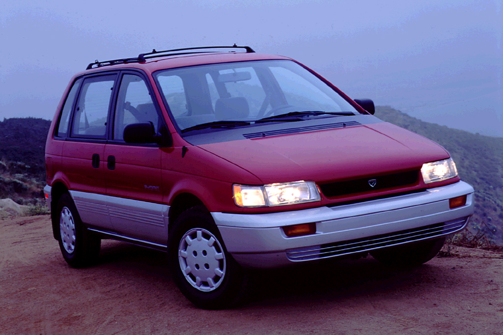 1992 94 plymouth colt vista consumer guide auto rh consumerguide com 1992 Eagle Summit 1989 Eagle Summit