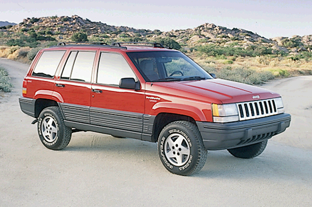 1993 98 jeep grand cherokee consumer guide auto. Black Bedroom Furniture Sets. Home Design Ideas
