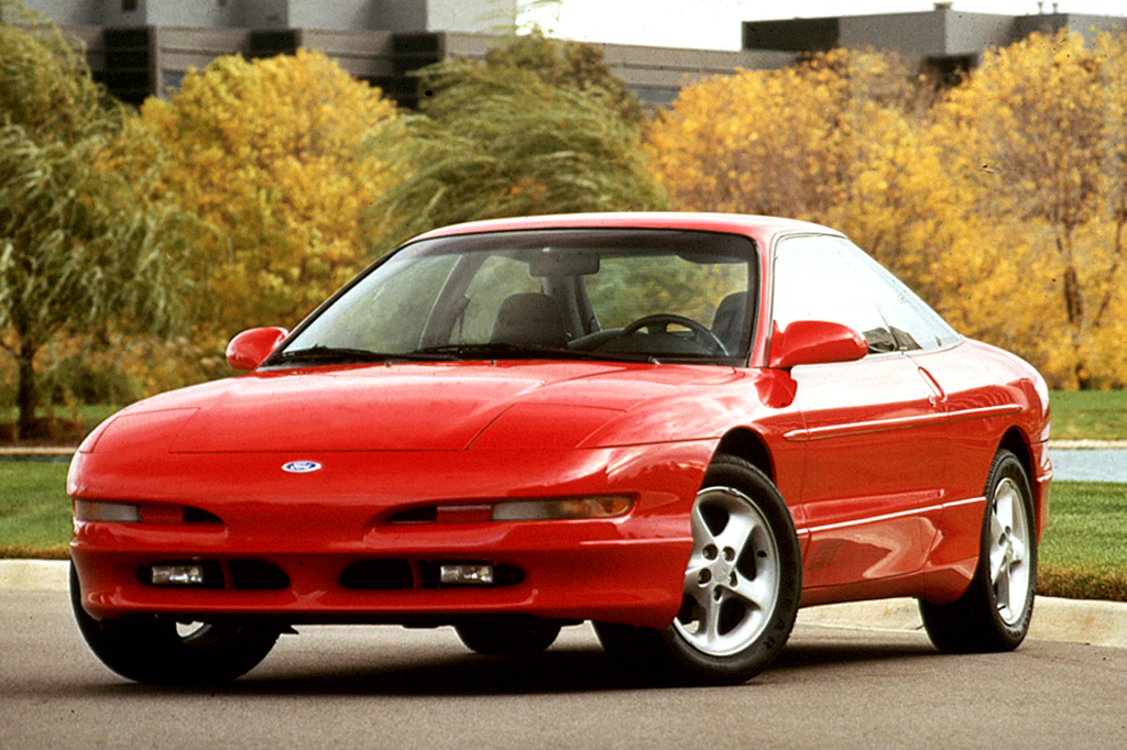 93113361991102 1993 97 ford probe consumer guide auto  at nearapp.co