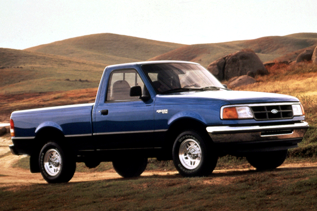 93114071990207 1993 97 ford ranger consumer guide auto  at gsmx.co