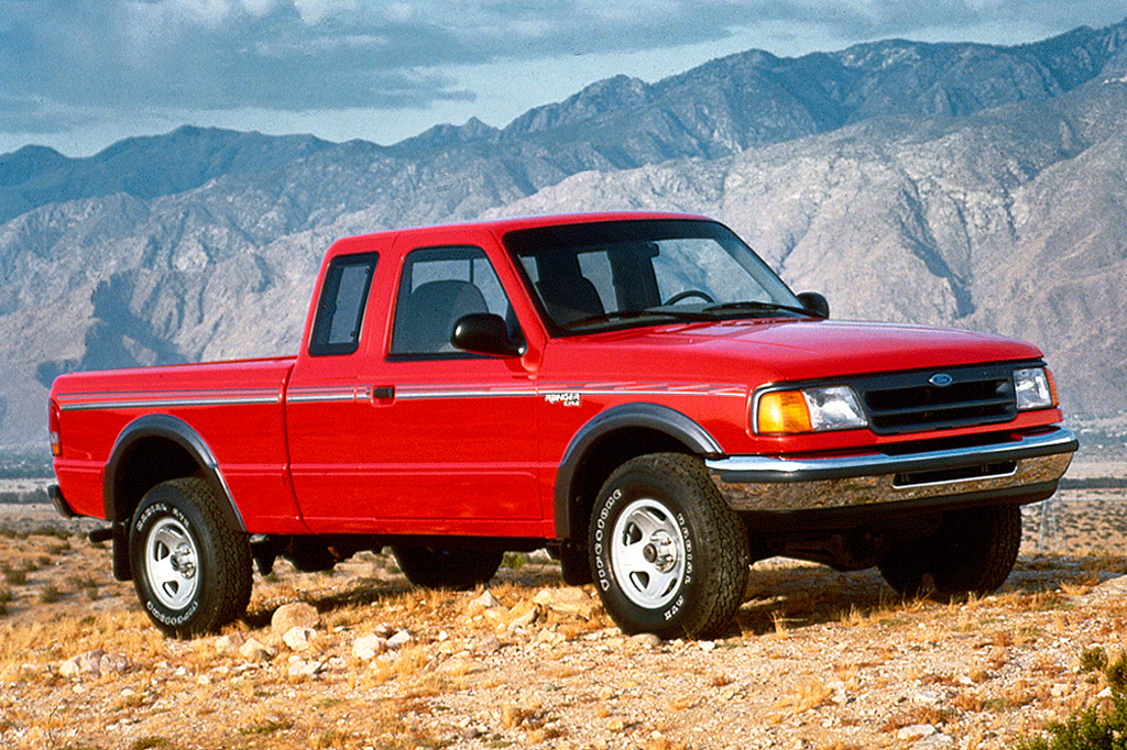 93114071990215 1993 97 ford ranger consumer guide auto  at bayanpartner.co