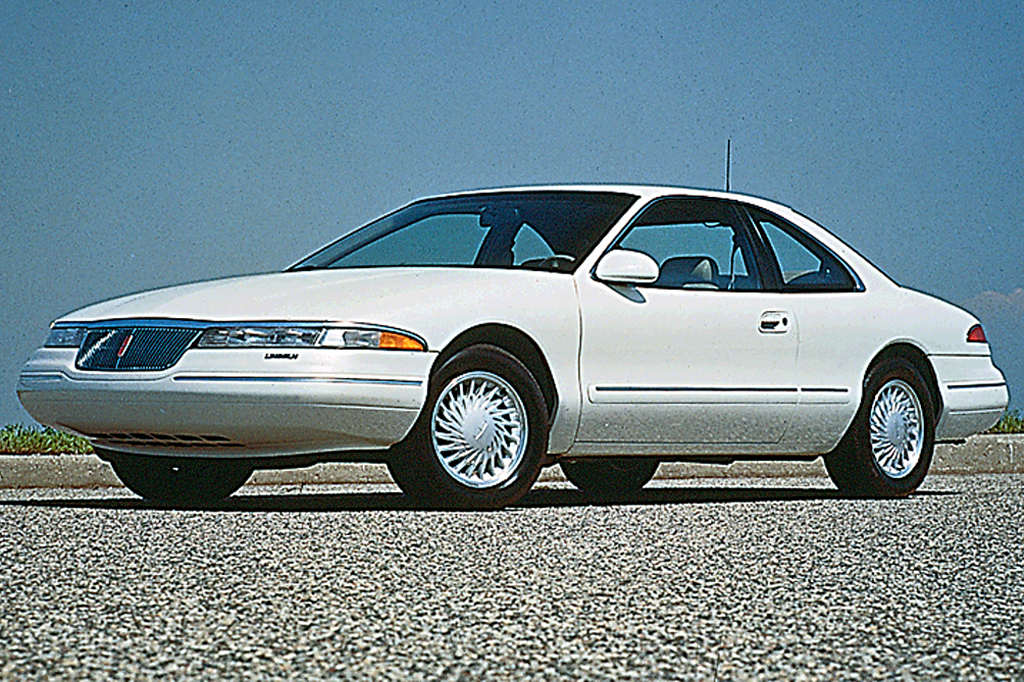 199398 Lincoln Mark Viii Consumer Guide Auto