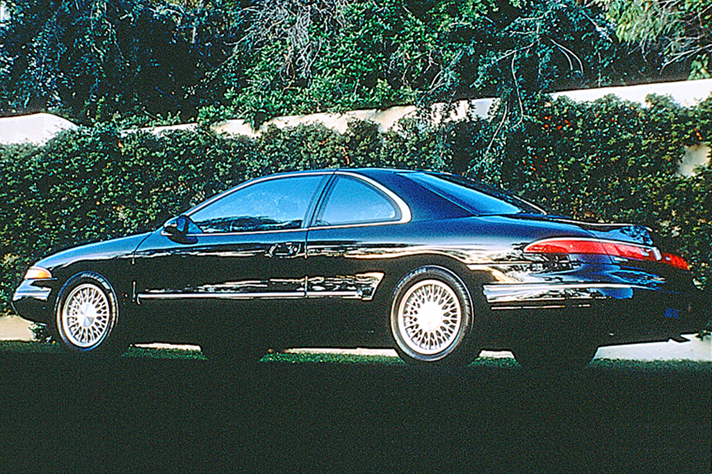 lincoln mark viii consumer guide auto 1993 lincoln mark viii