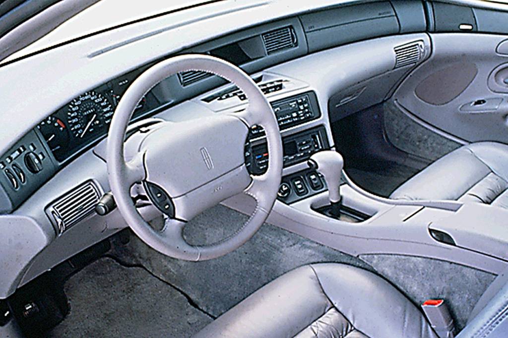 1993 98 lincoln mark viii consumer guide auto. Black Bedroom Furniture Sets. Home Design Ideas