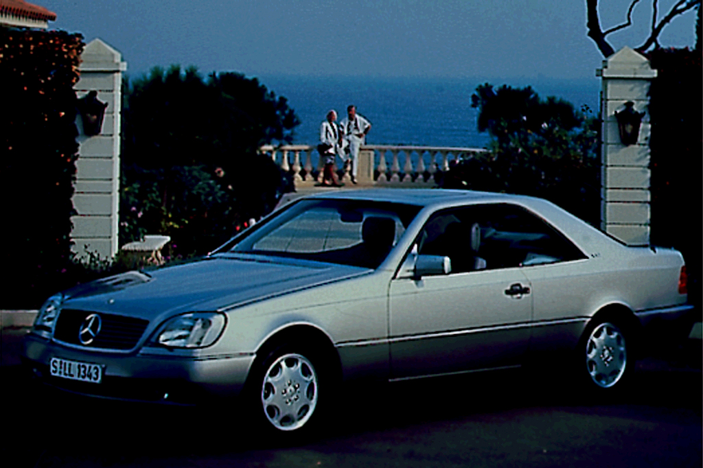 Mercedes Certified Pre Owned >> 1992-99 Mercedes-Benz S-Class | Consumer Guide Auto