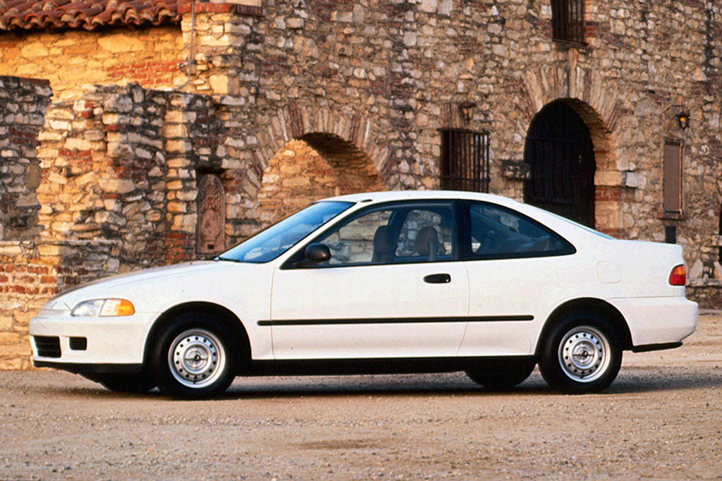 1992 95 honda civic consumer guide auto