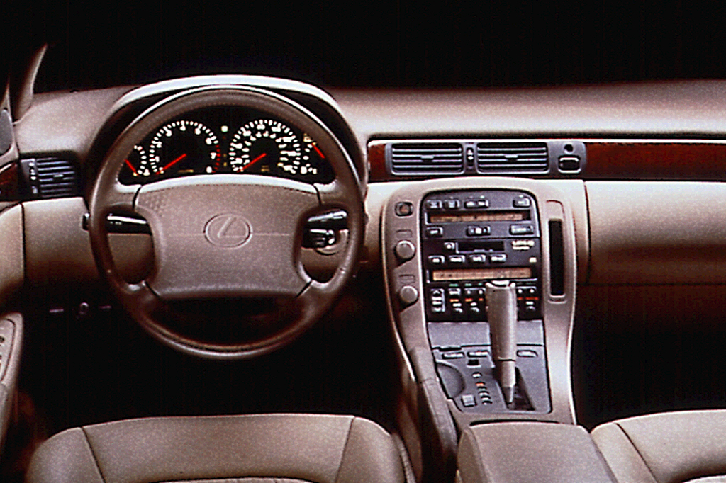 1992 00 lexus sc 300 400 consumer guide auto. Black Bedroom Furniture Sets. Home Design Ideas