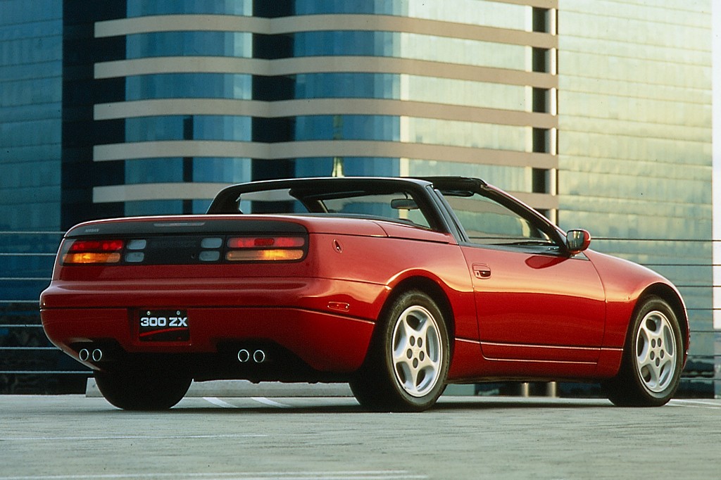 1990 96 Nissan 300zx Consumer Guide Auto