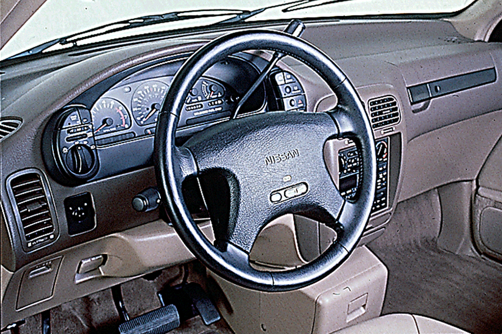 1993 Nissan Quest Interior