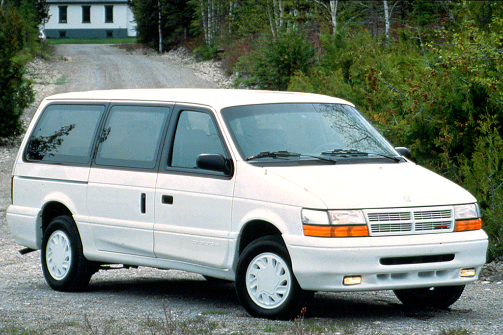 1991 95 dodge caravan consumer guide auto1991 Plymouth Voyager Relay Wiper Electrical Problem 1991 #9