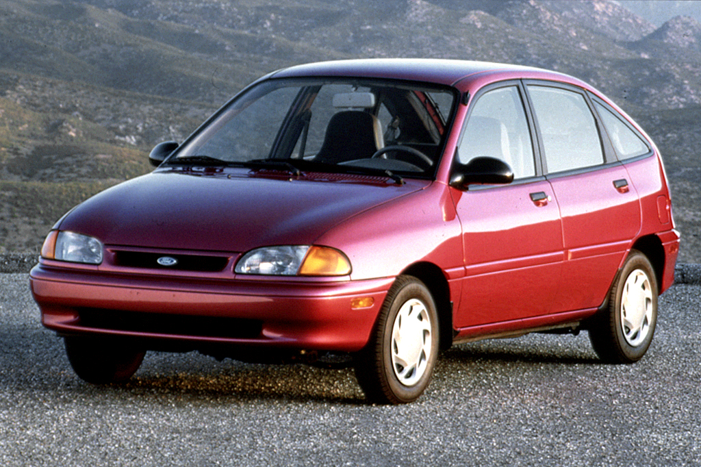 1994 97 Ford Aspire Consumer Guide Auto