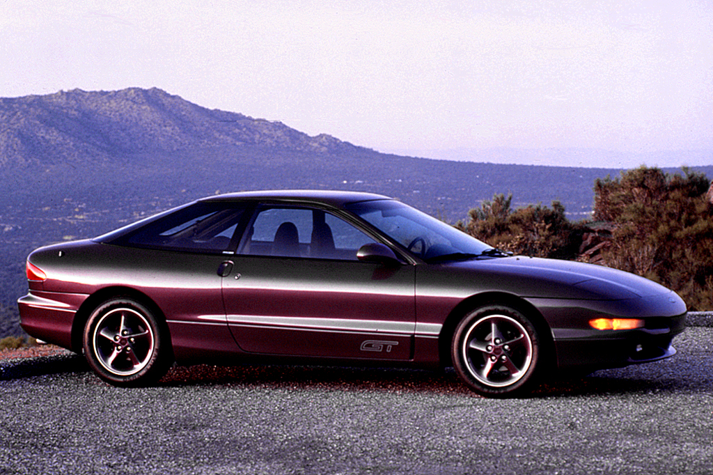 1993 ford probe gt v6 specs auto express. Black Bedroom Furniture Sets. Home Design Ideas