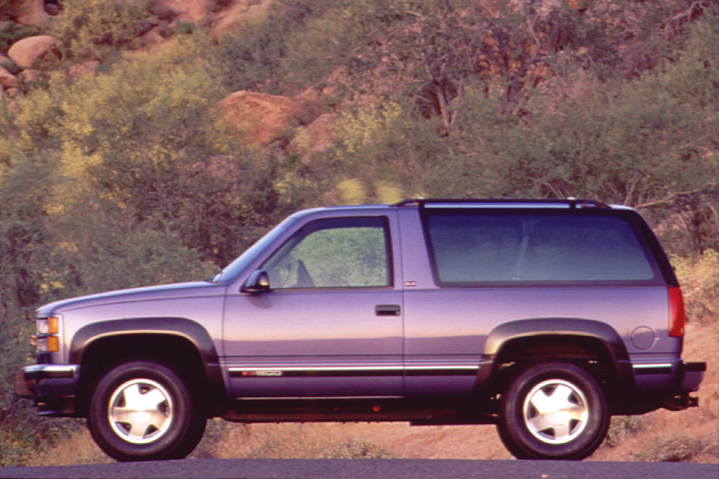 1994 GMC Yukon 2-door wagon : yukon door - pezcame.com