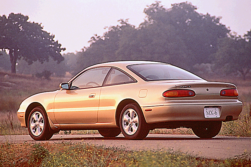 Mazda Certified Pre-Owned >> 1993-97 Mazda MX-6 | Consumer Guide Auto