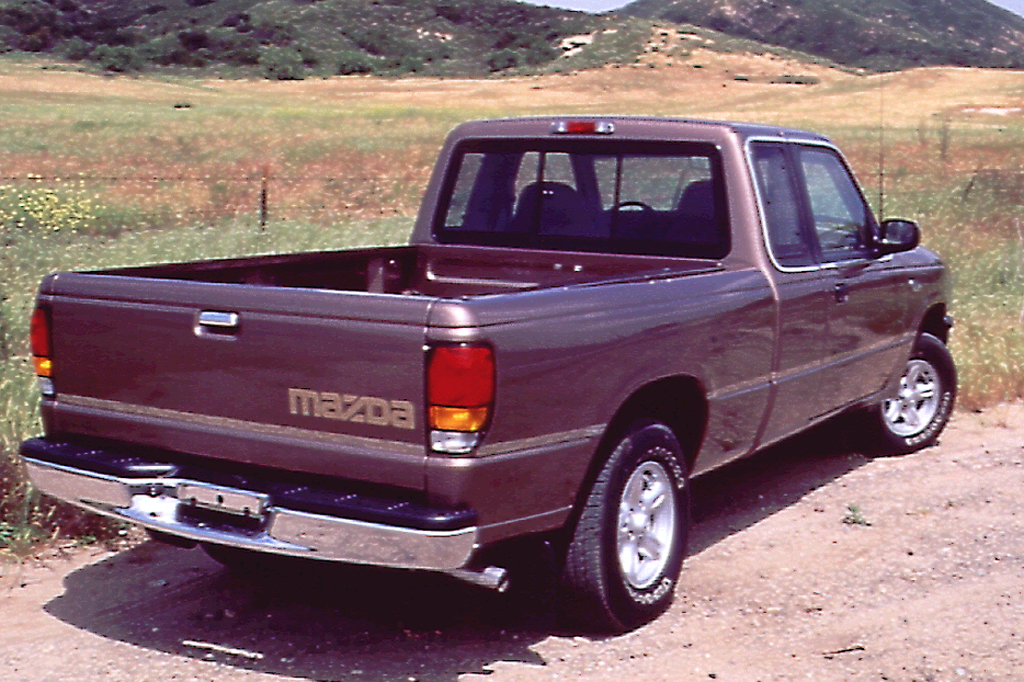 Best Used Car For 3000 >> 1994-97 Mazda B-Series | Consumer Guide Auto