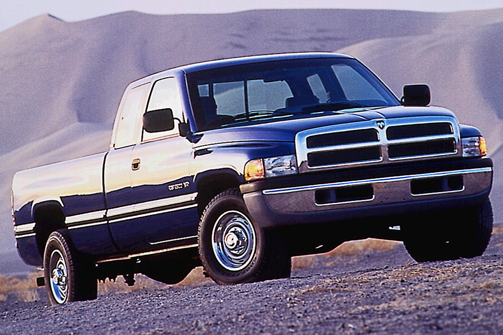 on 1999 Dodge Single Cab