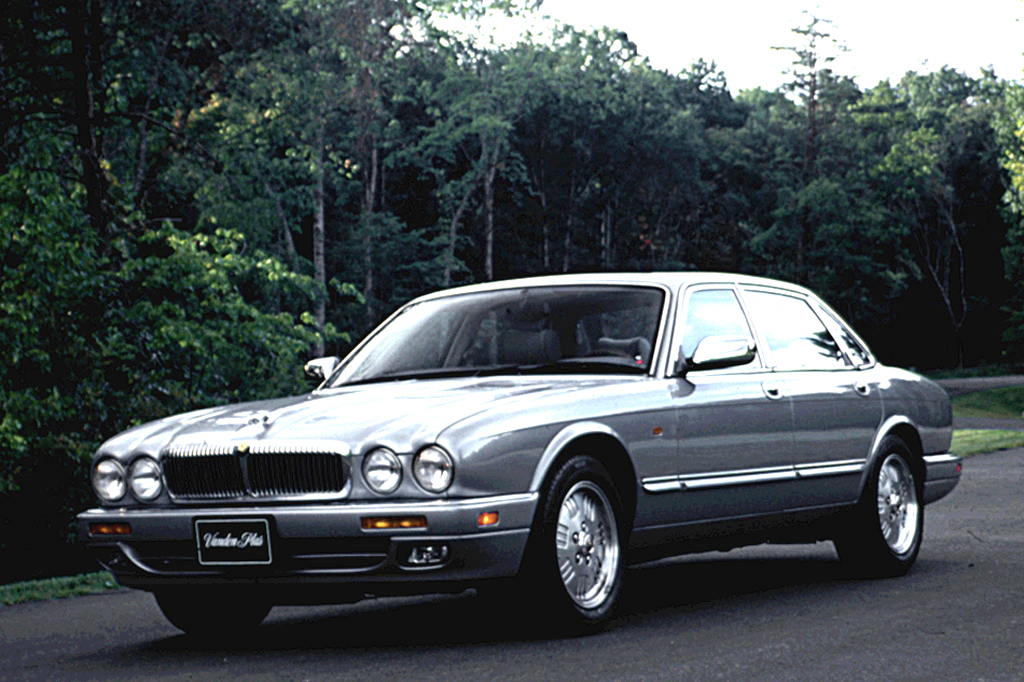 1995 03 Jaguar XJ Sedan XJ Series