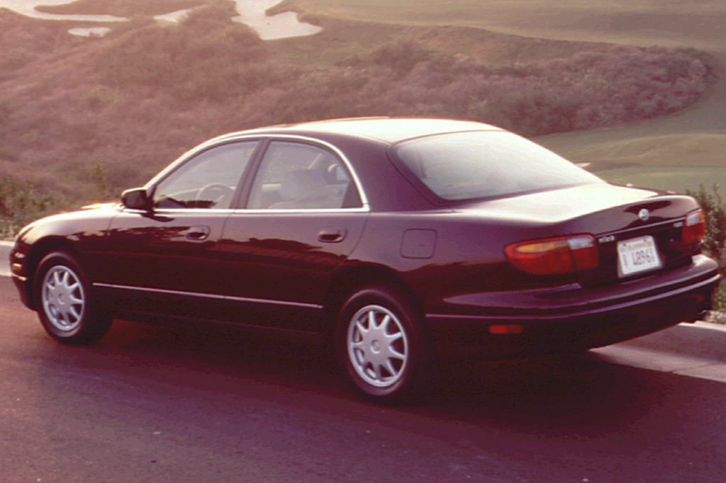 Best Extended Car Warranty >> 1995-02 Mazda Millenia | Consumer Guide Auto