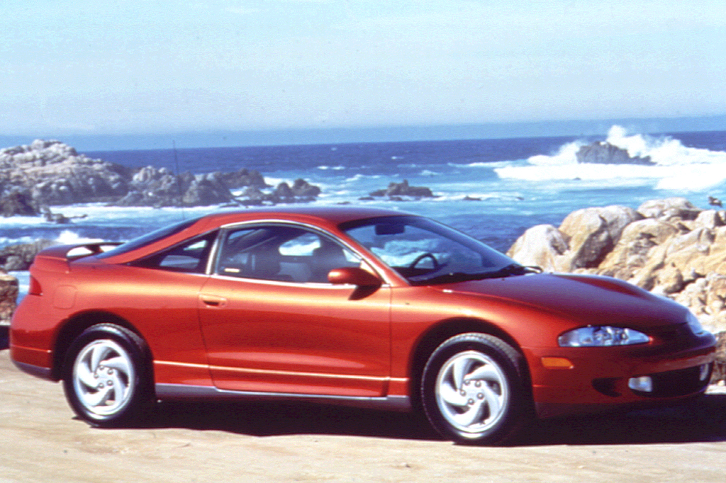 1995 99 mitsubishi eclipse consumer guide auto. Black Bedroom Furniture Sets. Home Design Ideas
