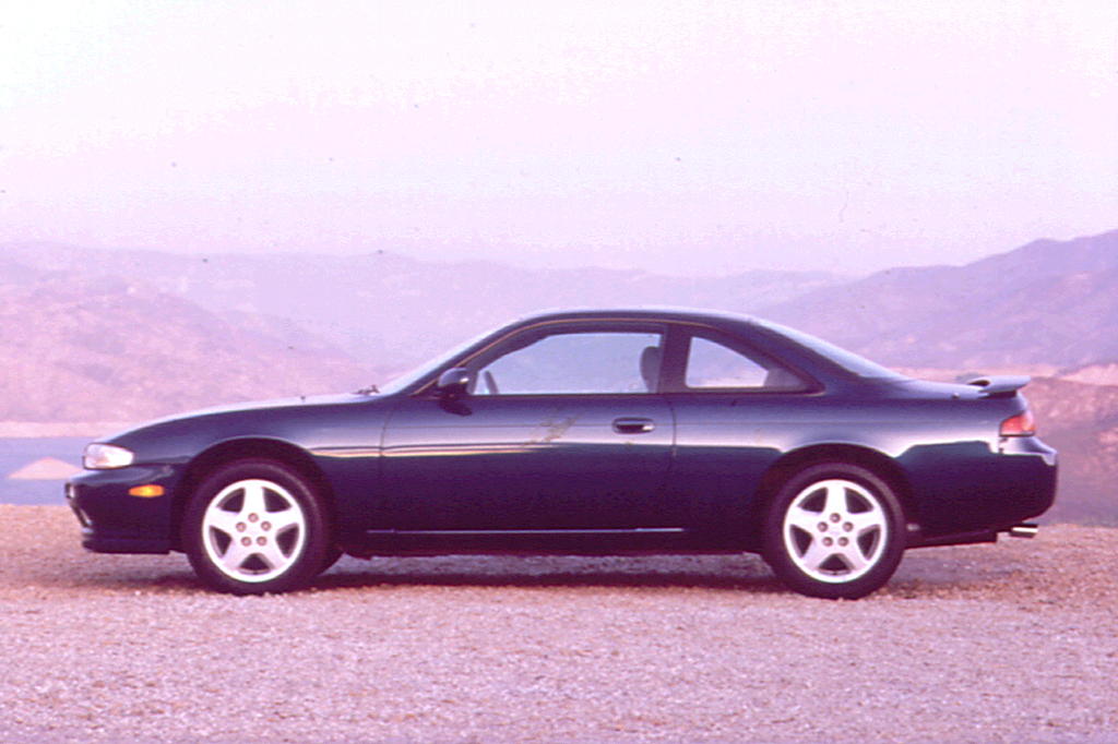 Auto Safety Ratings >> 1995-98 Nissan 240SX | Consumer Guide Auto