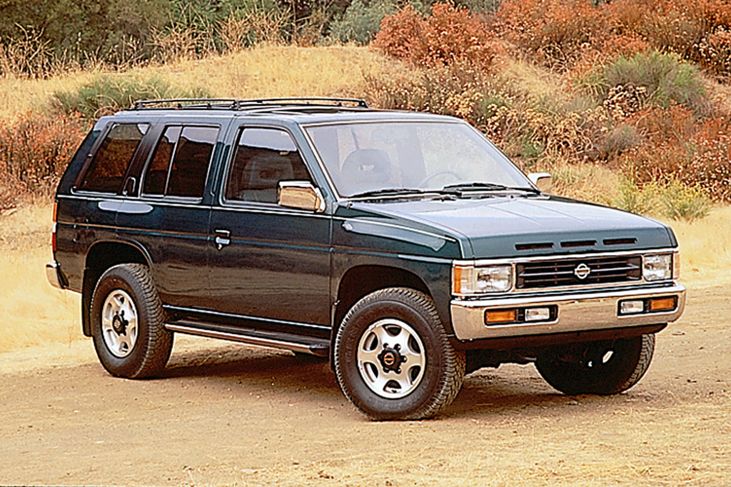 95809141990816 1990 95 nissan pathfinder consumer guide auto  at aneh.co
