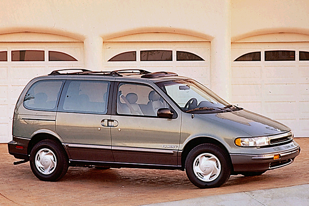 1993-98 Nissan Quest | Consumer Guide Auto on toyota sienna, 1997 nissan quest, 1995 nissan quest, 1990 nissan quest, nissan juke, 1992 nissan quest, honda odyssey, nissan elgrand, 2001 nissan quest, 2007 nissan quest, kia sedona, 2000 nissan quest, 1999 nissan quest, 1983 nissan quest, tuned nissan quest, 2003 nissan quest, nissan pathfinder, nissan armada, nissan titan, nissan murano, 1994 nissan quest, nissan altima, ford windstar, 1993 nissan quest, 2005 nissan quest, nissan rogue, nissan frontier, nissan maxima, dodge caravan, 2004 nissan quest, 2002 nissan quest, 1991 nissan quest, nissan x-trail, nissan sentra, nissan xterra, 2006 nissan quest, mercury villager, fast nissan quest, 1998 nissan quest,