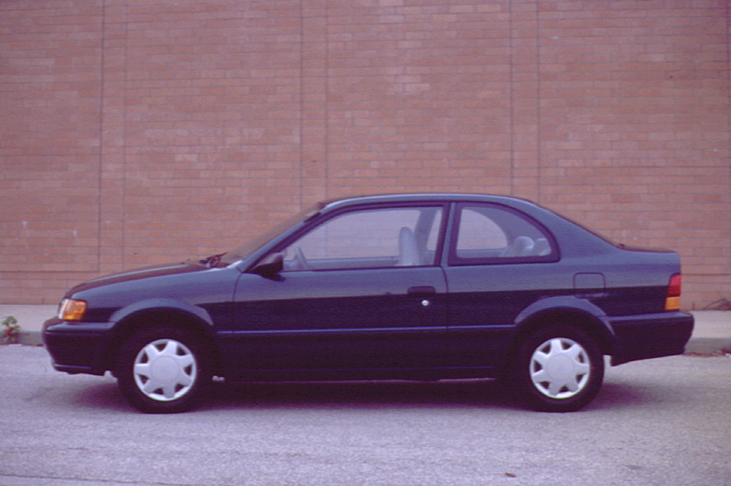 Toyota Certified Pre-Owned >> 1995-98 Toyota Tercel | Consumer Guide Auto