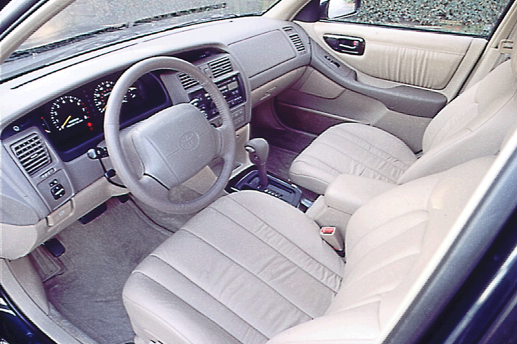 Toyota Certified Pre Owned >> 1995-99 Toyota Avalon | Consumer Guide Auto