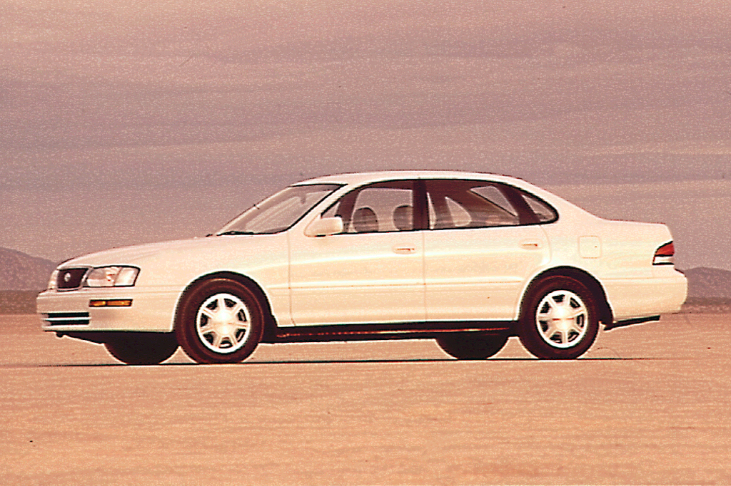 Best Extended Car Warranty >> 1995-99 Toyota Avalon | Consumer Guide Auto